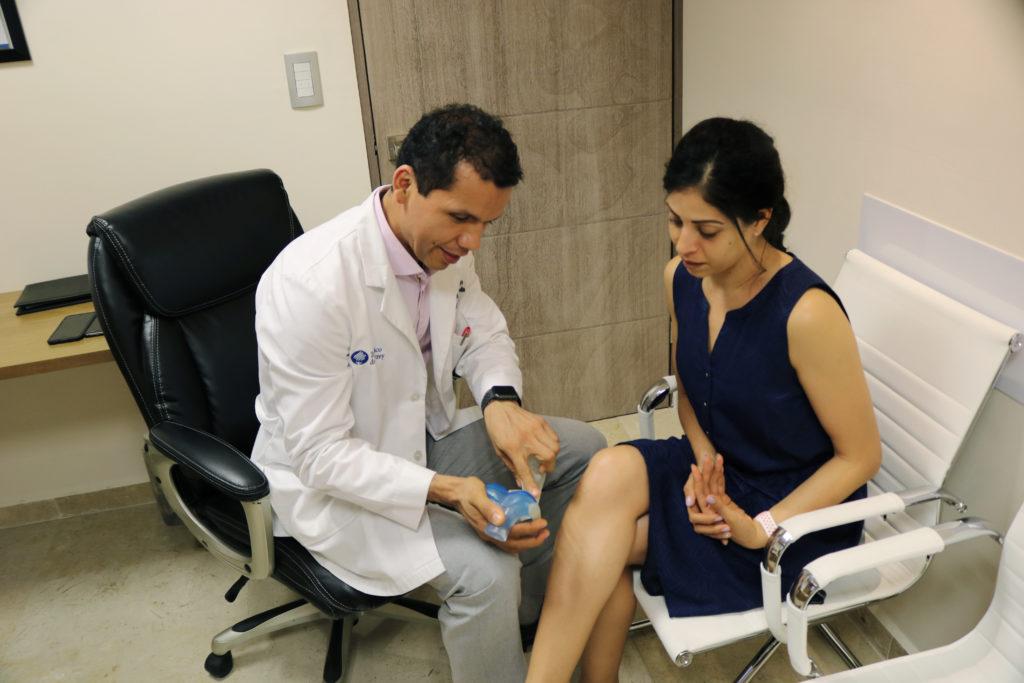 Cómo quitar el dolor de rodilla rápido