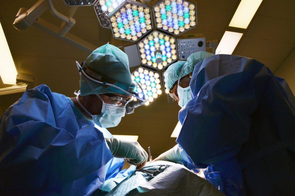 cirugía de hombro